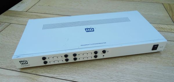 Automating an HDanywhere 4x8 (TTHA428MC)